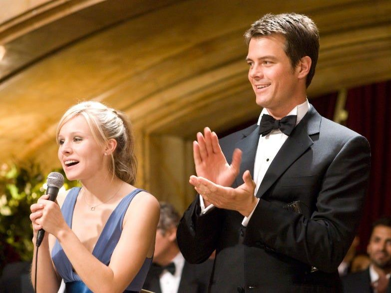 "Kristen Bell's character has an unexpected Italian romance in ""When In Rome."""