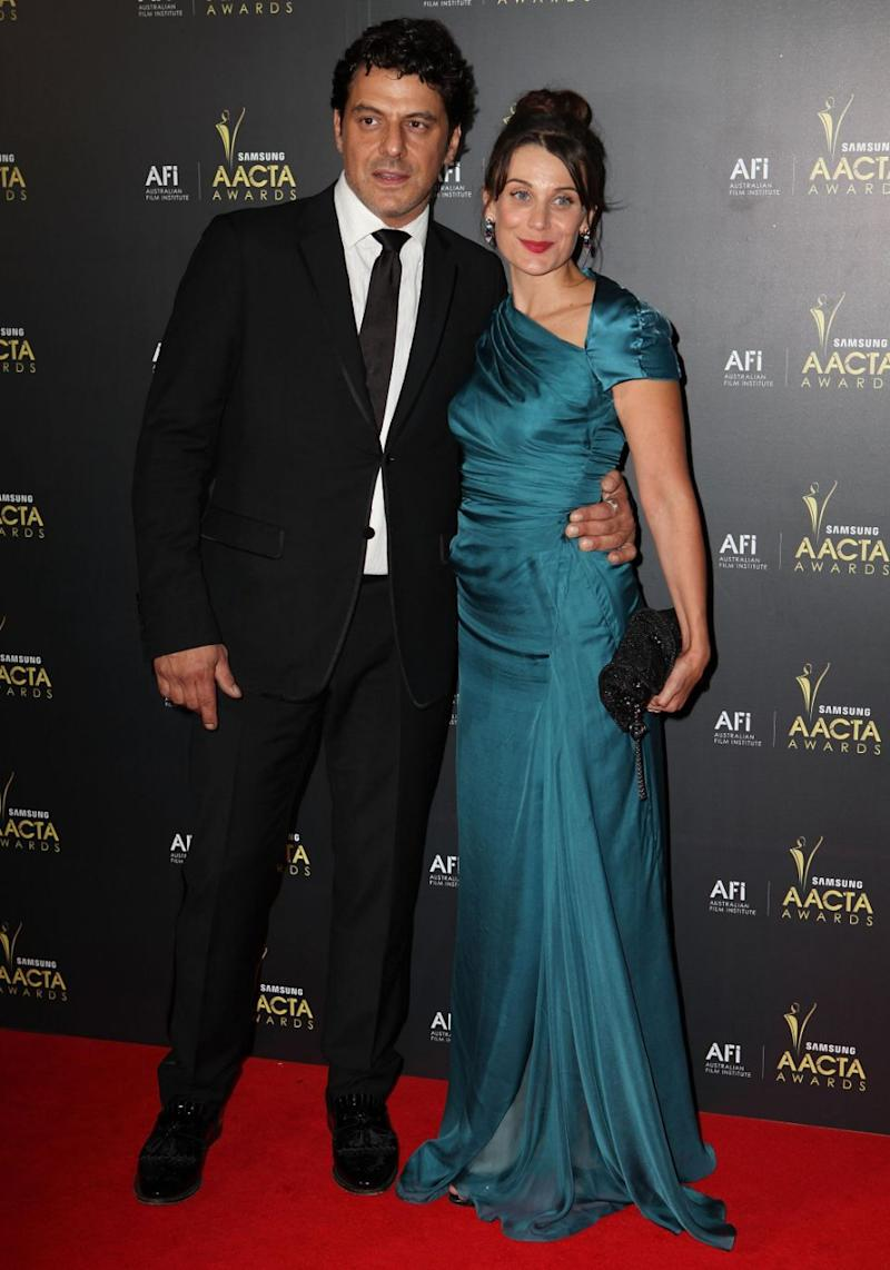 Vince Colosimo has reportedly split from his girlfriend Diana Glenn after eight years together. Source: Getty