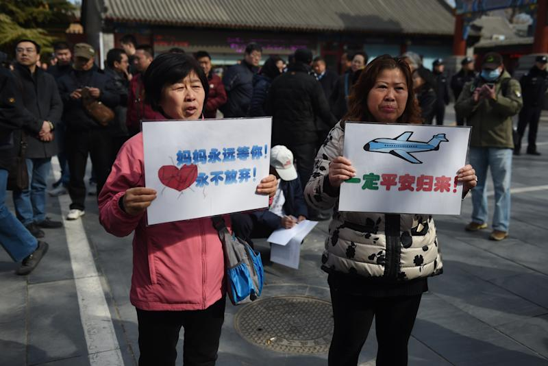 Foundation Launches Fundraiser To Find MH370