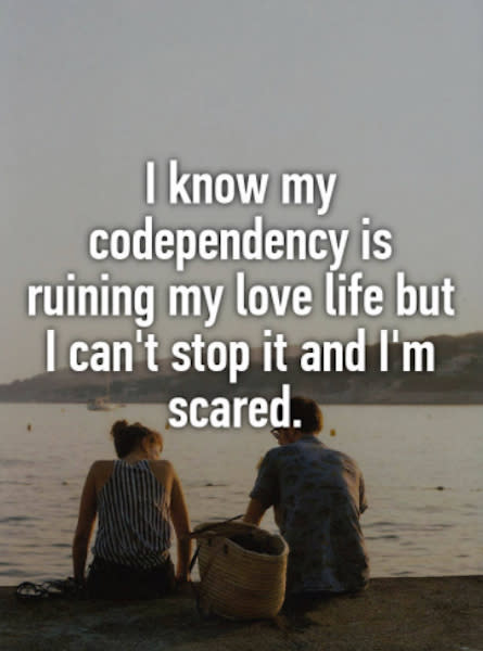 What does codependent mean yahoo answers