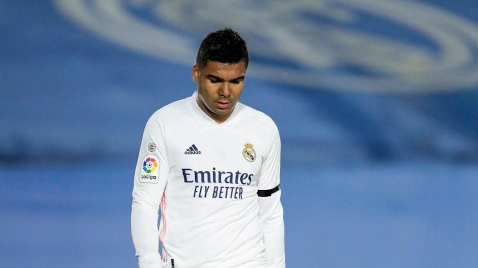 Casemiro | Soccrates Images/Getty Images
