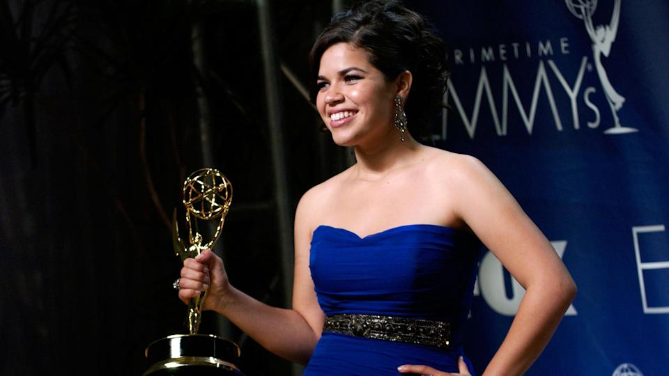 America Ferrera won an Emmy Award in 2007 for Outstanding Lead Actress in a Comedy. (Photo: Albert L. Ortega/WireImage)