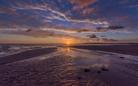 Dunster beach - Credit: Getty