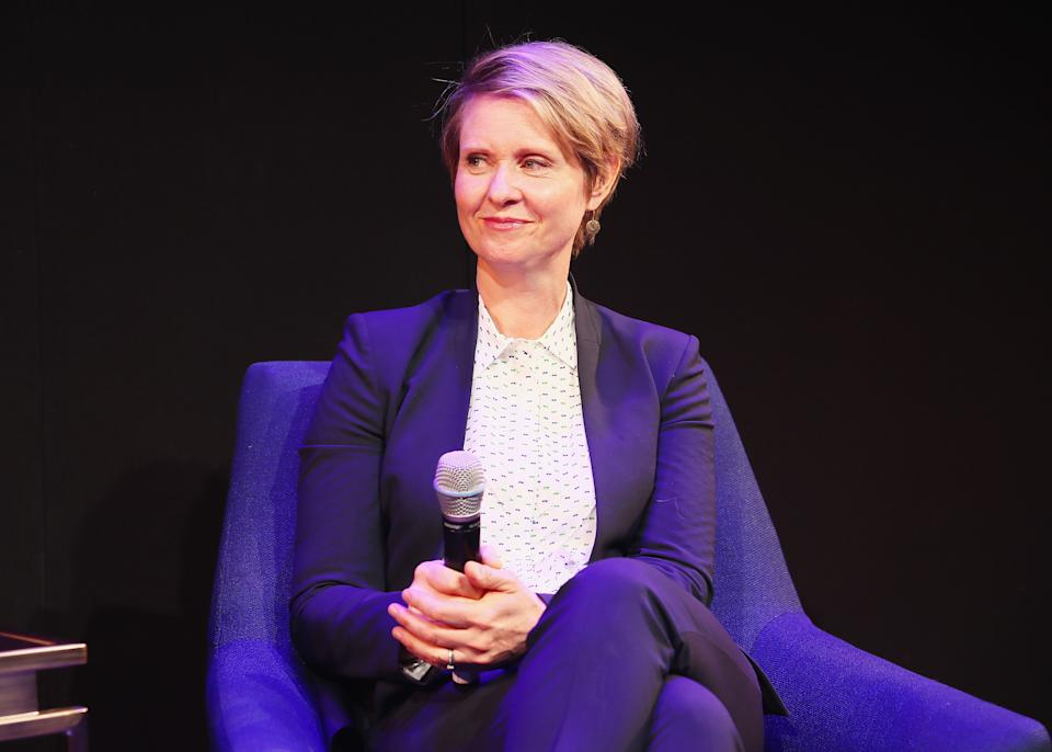 She spoke about the standards women are subject to. (Getty Images)