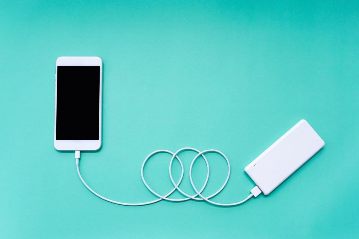 """The charger for your first <a rel=""""nofollow"""" href=""""https://bestlifeonline.com/cell-phone-health-risks/?utm_source=yahoo-news&utm_medium=feed&utm_campaign=yahoo-feed"""">cell phone</a> and the power cable for your iMac probably aren't going to come in handy again. If the electronics the chargers belong to haven't been used in more than six months, you can—and should—give them the heave-ho."""