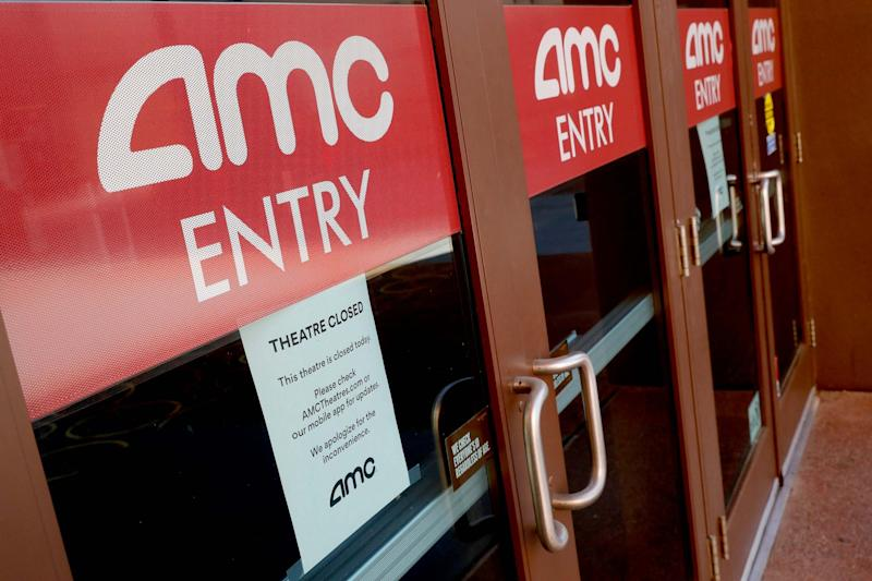 Cinemas have closed in many states amid a surge in cases (AP)