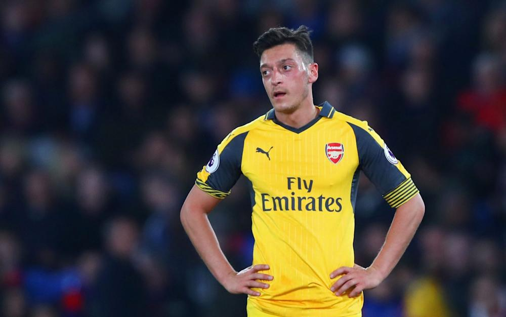 Mesut Ozil - Credit: Getty images