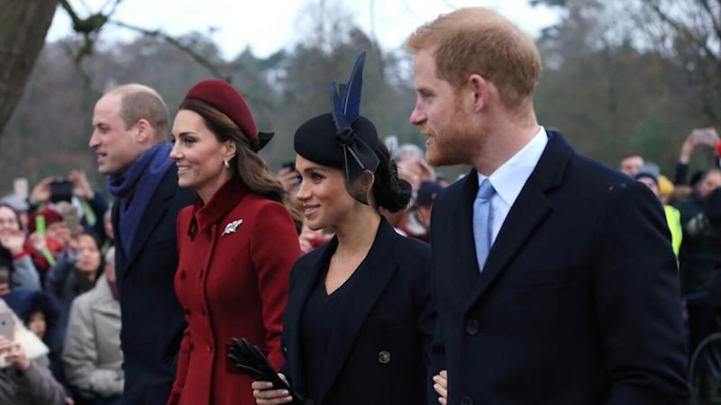 Prince Harry and Meghan Markle Officially Leave Prince William and Kate Middleton's Charity to Start Their Own