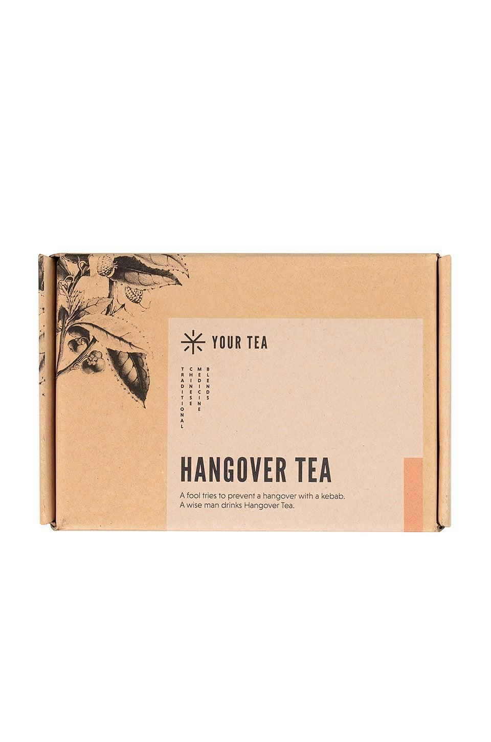 <p>When life happens, this <span>Hangover Tea</span> ($29) will save the day. It's created with a blend of Chinese herbal ingredients, effective at erasing the effects of alcohol</p>
