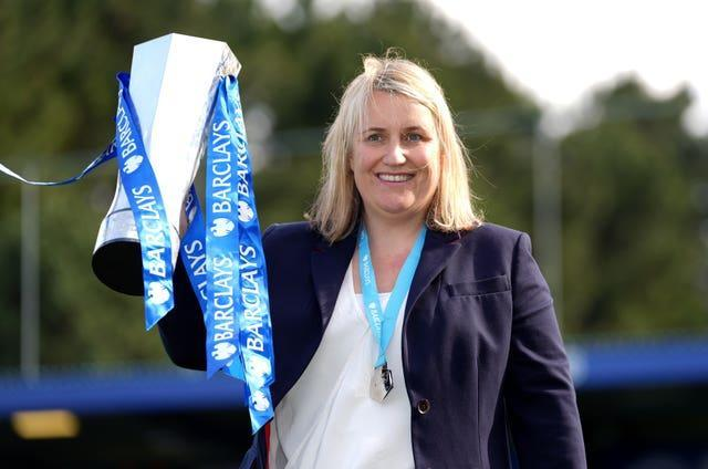 Emma Hayes has enjoyed great success with Chelsea
