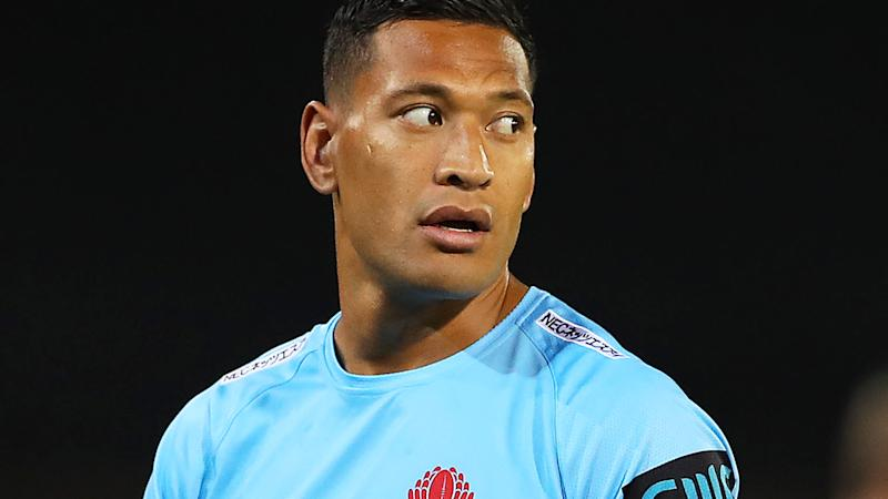 Israel Folau might not land with Tonga right away, as a legal dispute has erupted between Tongan officials and the Rugby League International Federation.