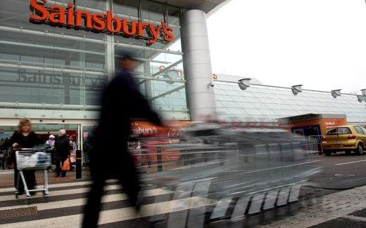 Sainsbury's is axing 2,000 human resources and central support staff