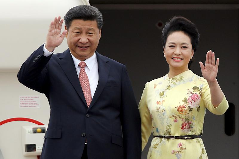 Popular Chinese First Lady to Take to the Stage at Xi's US Visit