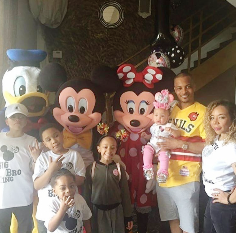 T.I. And Tiny Gave Their Daughter Heiress The Best Birthday Ever