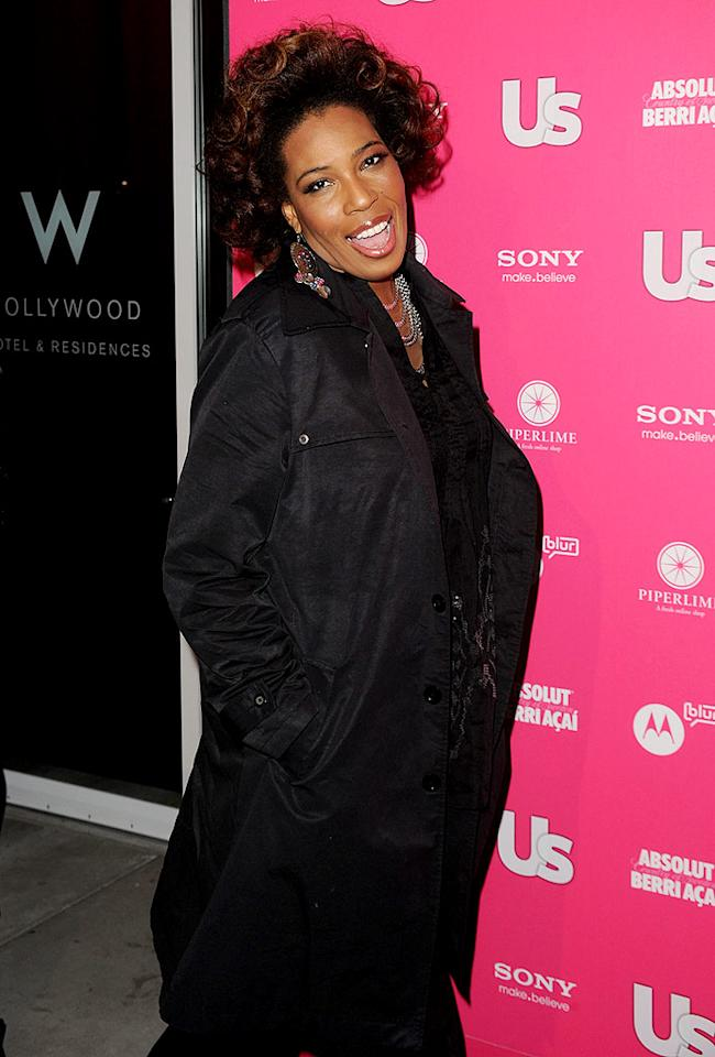"""Macy Gray dressed appropriately for the unseasonably chilly night in LA. Jason Merritt/<a href=""""http://www.gettyimages.com/"""" target=""""new"""">GettyImages.com</a> - April 22, 2010"""