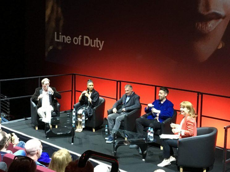The Line of Duty panel at the BFI/Radio Times Festival