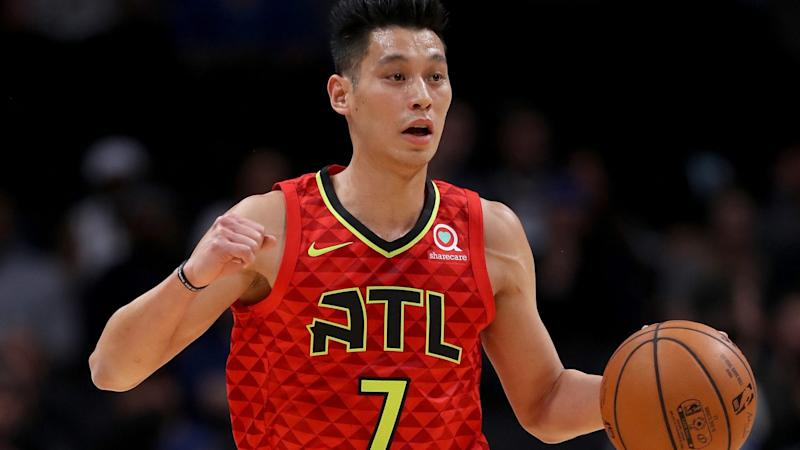 Jeremy Lin finalizing buyout with Hawks, to sign with Raptors