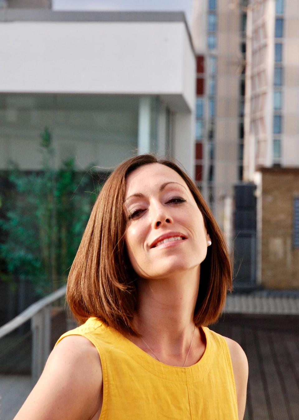 Lucy Caldwell (BBC National Short Story Award/PA)