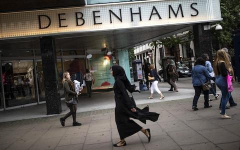 Debenhams - Credit: Dan Kitwood/Getty Images Europe