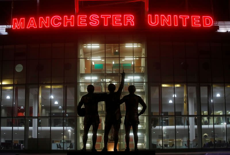 Manchester United revenues suffer as players sidelined