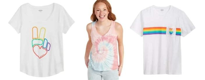 Old Navy - Pride Collections