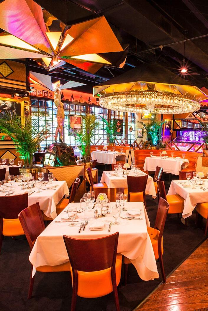 """<p><strong>Louisville, Kentucky</strong></p><p>Although it originally started in Cincinnati, <strong><a href=""""https://www.jeffruby.com/louisville"""" rel=""""nofollow noopener"""" target=""""_blank"""" data-ylk=""""slk:Jeff Ruby's"""" class=""""link rapid-noclick-resp"""">Jeff Ruby's</a></strong> has become a hub for celebrating special occasions in Louisville. And don't let the name fool you: This steakhouse offers a full sushi menu. Hit the jackpot with the Money Roll, or honor an iconic movie with The Godfather Roll. </p><p><strong>RELATED: </strong><a href=""""https://www.goodhousekeeping.com/holidays/valentines-day-ideas/g35016711/best-valentines-day-movies/"""" rel=""""nofollow noopener"""" target=""""_blank"""" data-ylk=""""slk:20 of the Best Valentine's Day Movies You Can Stream Right Now"""" class=""""link rapid-noclick-resp"""">20 of the Best Valentine's Day Movies You Can Stream Right Now</a></p>"""
