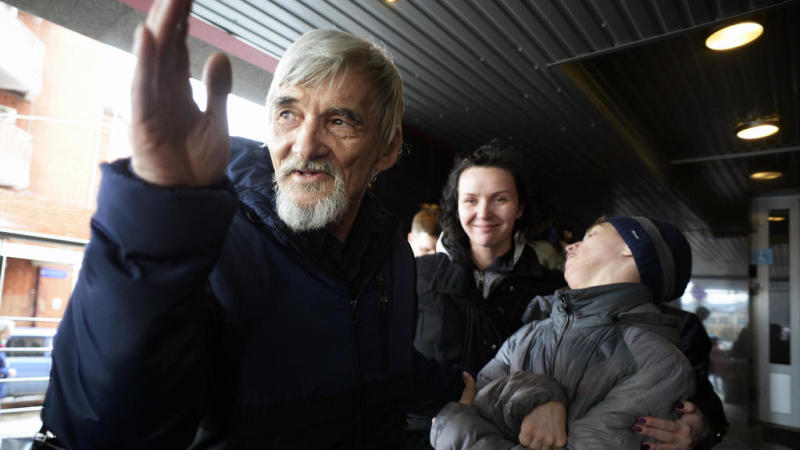 Russian court sentences Gulag historian to 3.5 years in prison