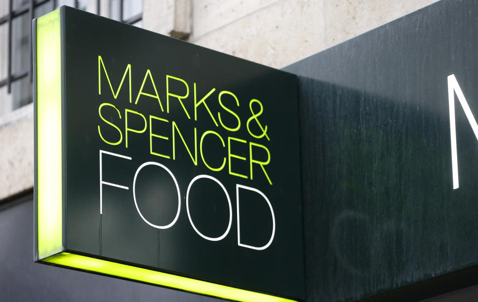 A Marks & Spencer store in Paris, France. Photo: Chesnot/Getty Images