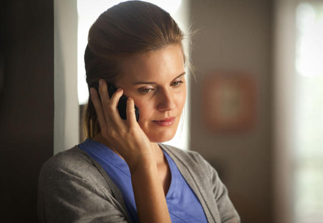 "Sarah Fuller (guest star Maggie Grace) is a survivor in the series premiere of ""The Following."""