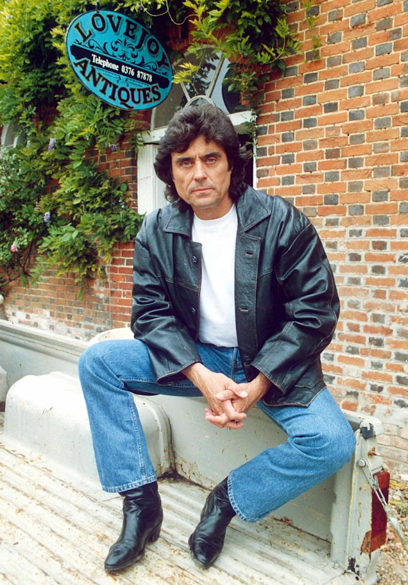 Ian McShane as BBC's Lovejoy