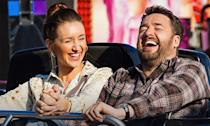 """The BBC comedy had its beginning and end this year as the programme, which starred Catherine Tyldesley and Jason Manford, had just one series before it was announced <a href=""""https://www.radiotimes.com/news/tv/2019-11-22/bbc-one-comedy-scarborough-cancelled/"""" rel=""""nofollow noopener"""" target=""""_blank"""" data-ylk=""""slk:it would be its last"""" class=""""link rapid-noclick-resp"""">it would be its last</a>. Cast member Maggie Ollerenshaw, who played character Geraldine, made her disappointment clear <a href=""""https://twitter.com/maggieoll/status/1197553533568073728"""" rel=""""nofollow noopener"""" target=""""_blank"""" data-ylk=""""slk:in a tweet"""" class=""""link rapid-noclick-resp"""">in a tweet</a> which read: """"Devastated to hear @Scarborough is not being recommissioned by the BBC. Best tv comedy I've ever been part of & best public response I've ever had to a character I've played."""" (BBC)"""