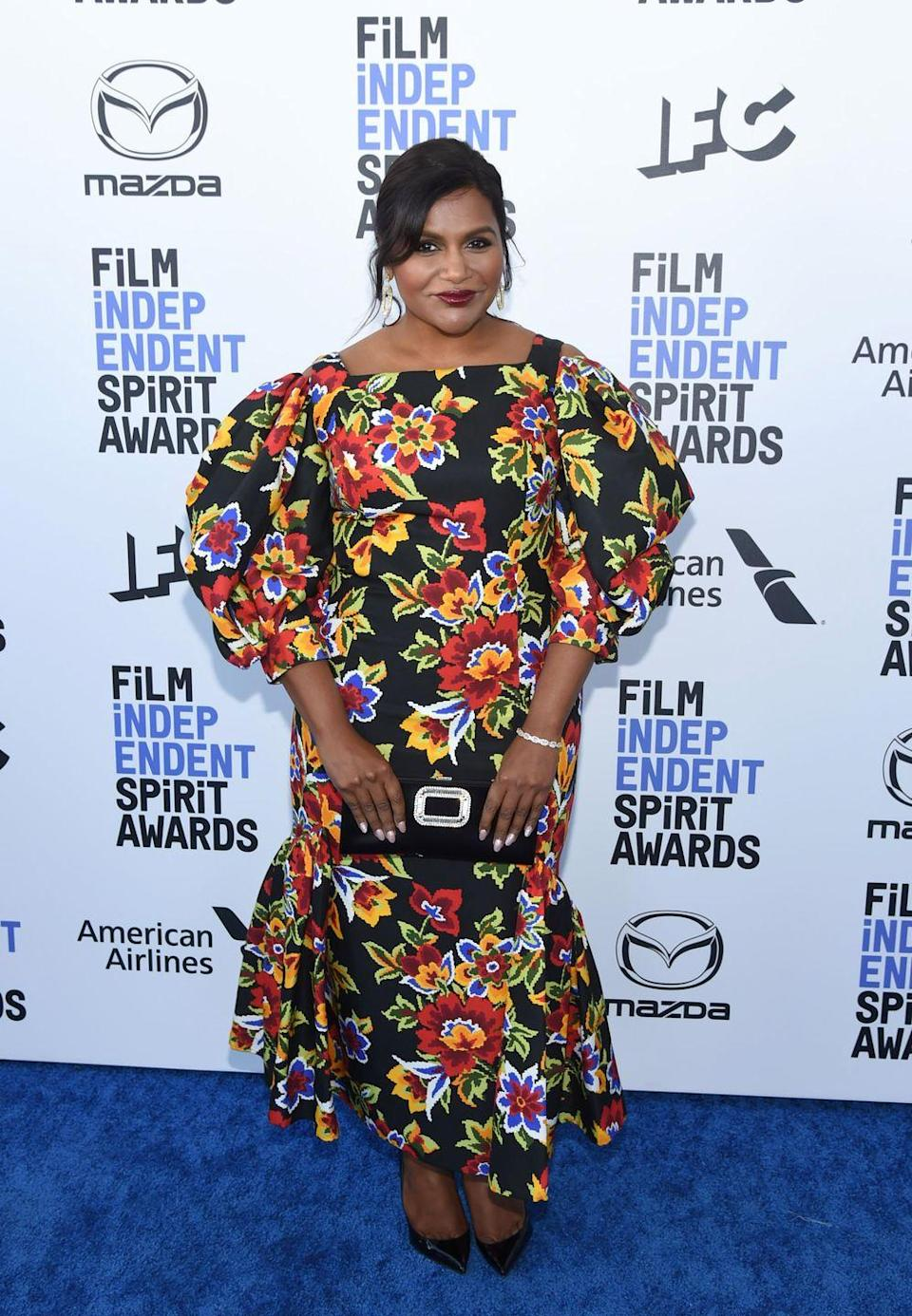 <p>Before she became known as an actress and screenwriter, Kaling graduated in 2001 from Dartmouth College with a degree in Playwriting.</p>