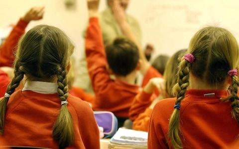 Reception should not just be a repeat of what children learned in their nursery, Amanda Spielman says - Credit: Barry Batchelo