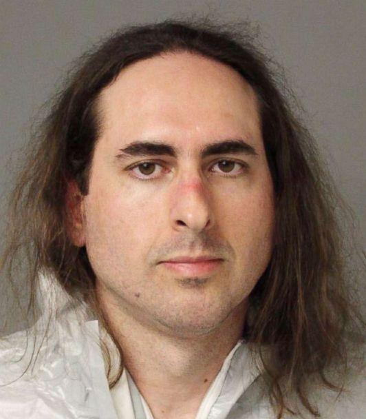 PHOTO: Jarrod Ramos, 38, from Laurel, Maryland, can be seen in this undated mug shot. (Anne Arundel Police)