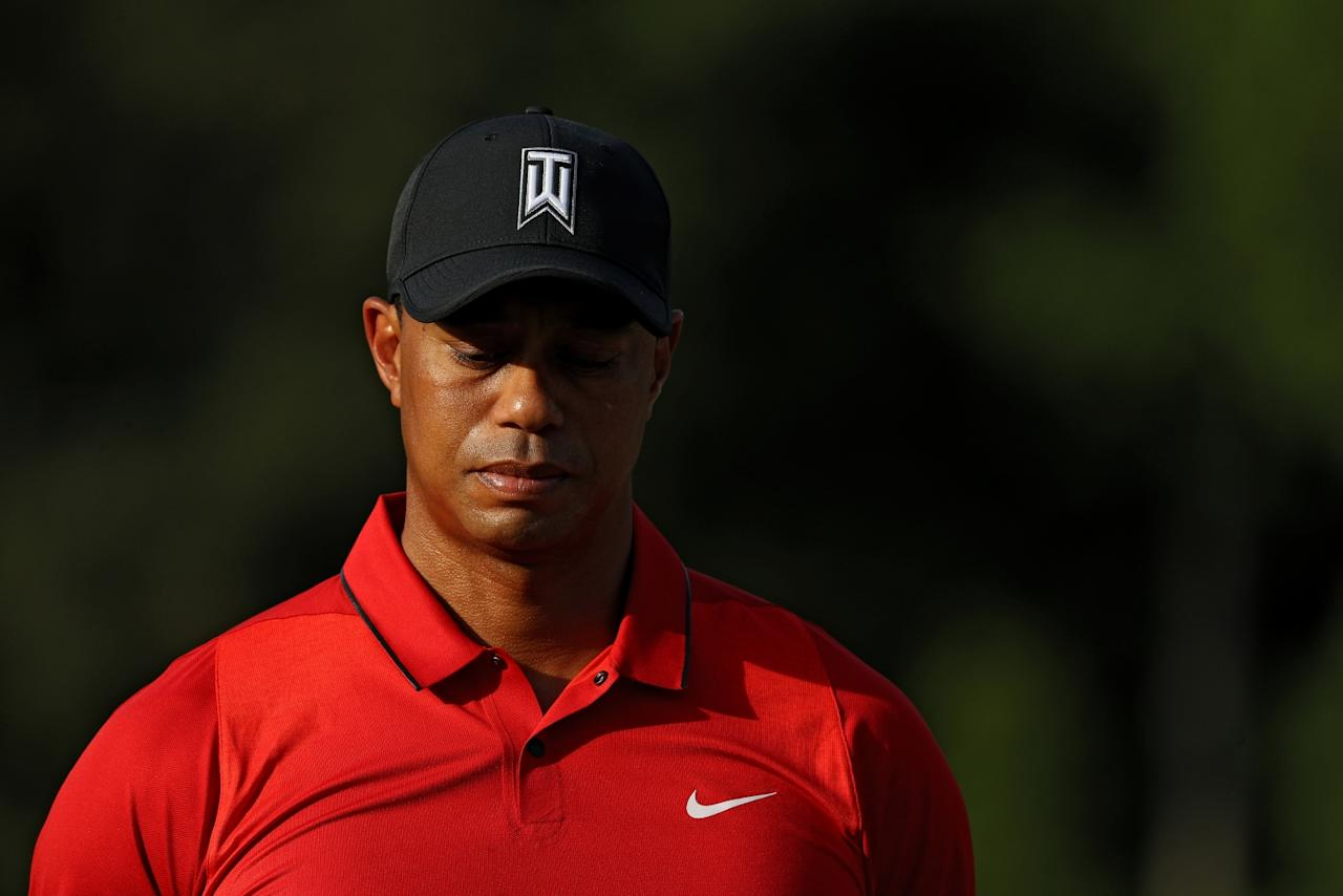From Tiger Woods to Ryan Lochte: How athletes can lose multi-million pound deals