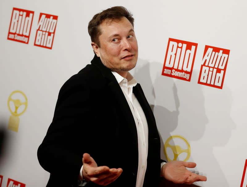 Musk's defamation trial over 'pedo guy' tweet is narrowed