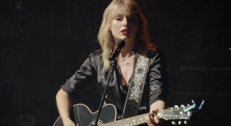 Taylor Swift's New Music Video Redefines Her Style