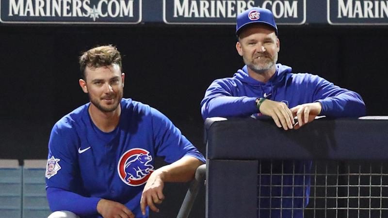 """David Ross has been waiting for more """"I-don't-give-a-sh**' from Kris Bryant"""