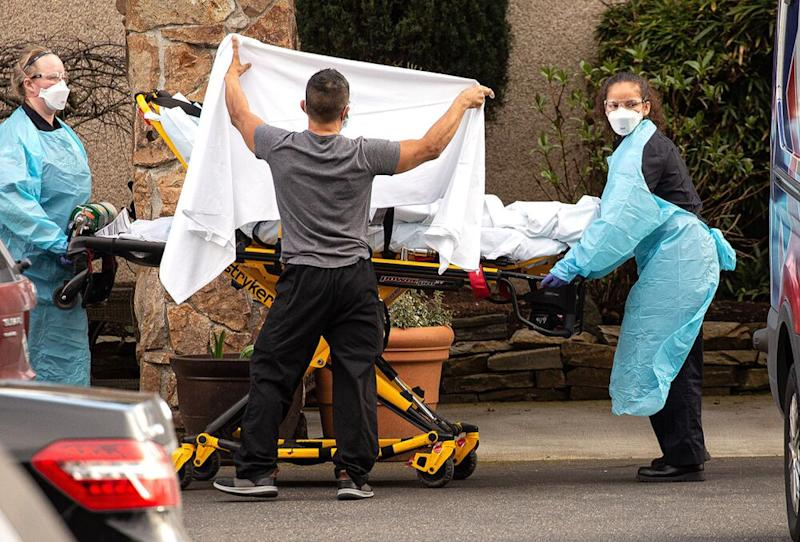 Washington State could see explosion in coronavirus cases, study says