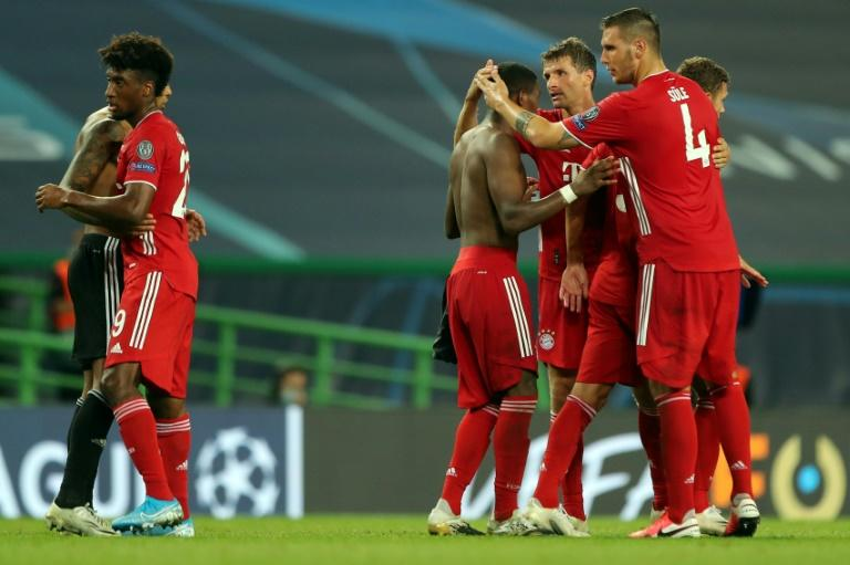 Bayern set up super-club showdown with PSG where something has to give