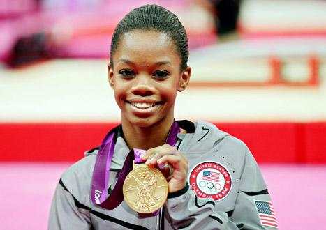 """Gabby Douglas on Hair Critics: """"They Have No Idea What They're Talking About"""""""