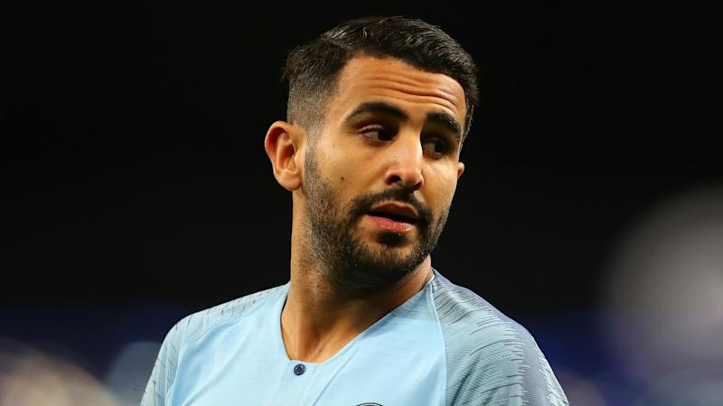 Guardiola refutes Mahrez exit talk as Man City plan for the future with £60m record signing