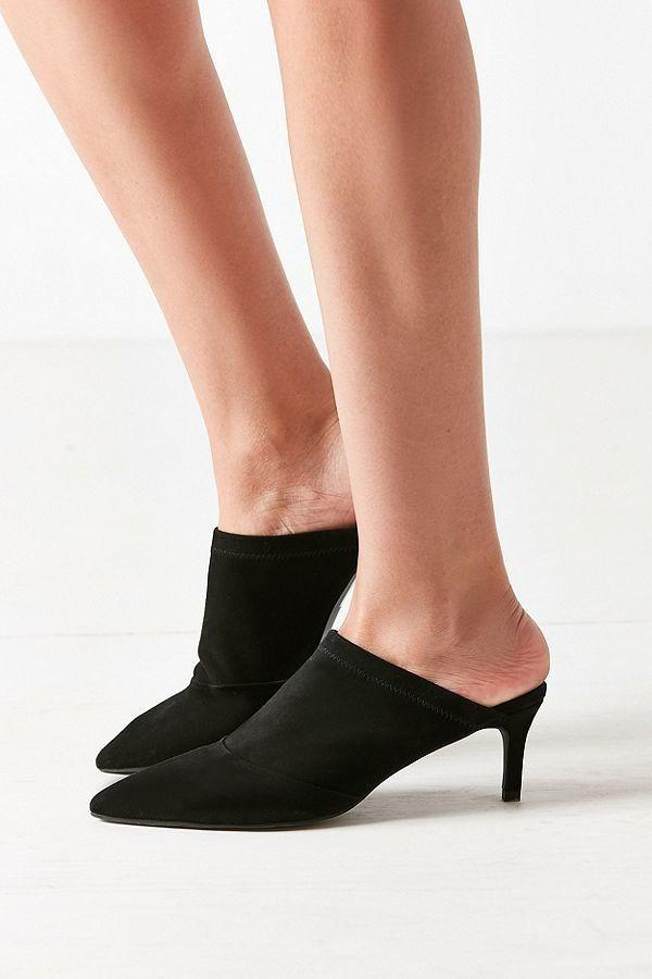 "Get them at <a href=""https://www.urbanoutfitters.com/shop/sol-sana-perri-kitten-heel-mule?category=SEARCHRESULTS&color=001"" target=""_blank"">Urban Outfitters</a> for $30."