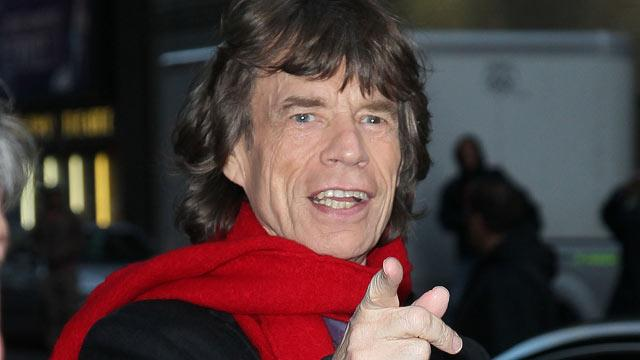 Mick Jagger Does Letterman Top 10