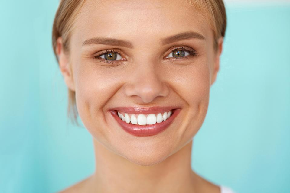 Smile: You're about to save! (Photo: Getty)
