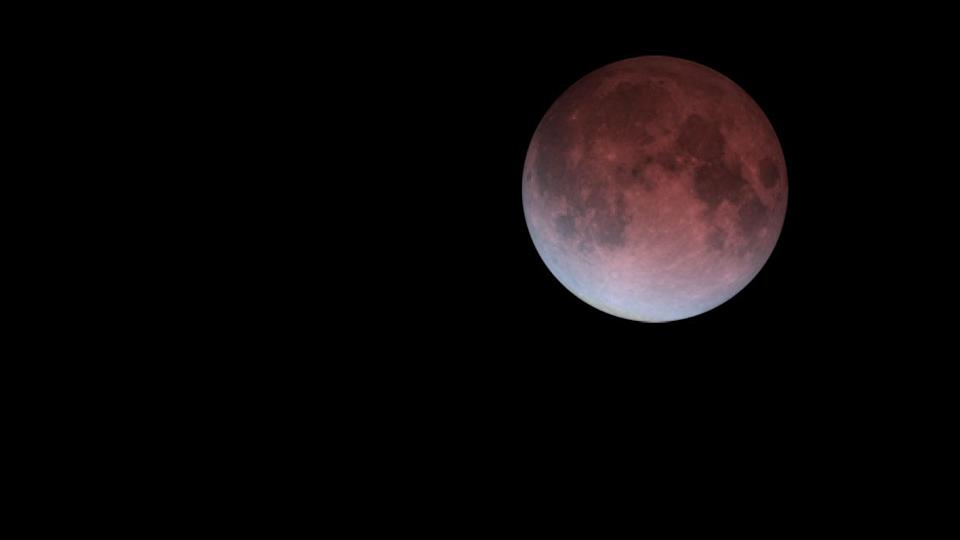 Watch for an extremely rare 'nearly total' lunar eclipse this fall