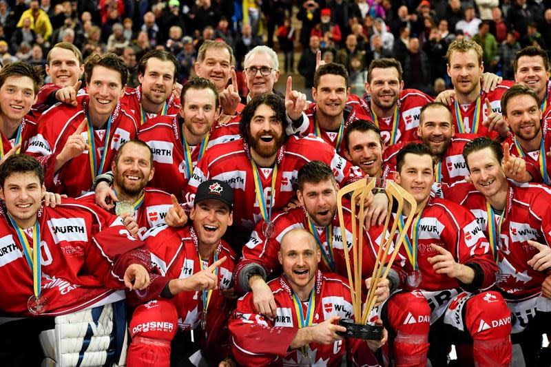 2020 Spengler Cup cancelled because of pandemic