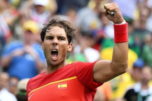 Nadal eyes double Olympic gold after giving up on mixed doubles
