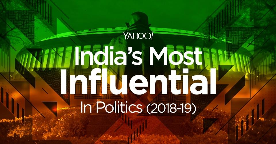Yahoo India brings to you a 'power list' of India's 10 most powerful politicians....