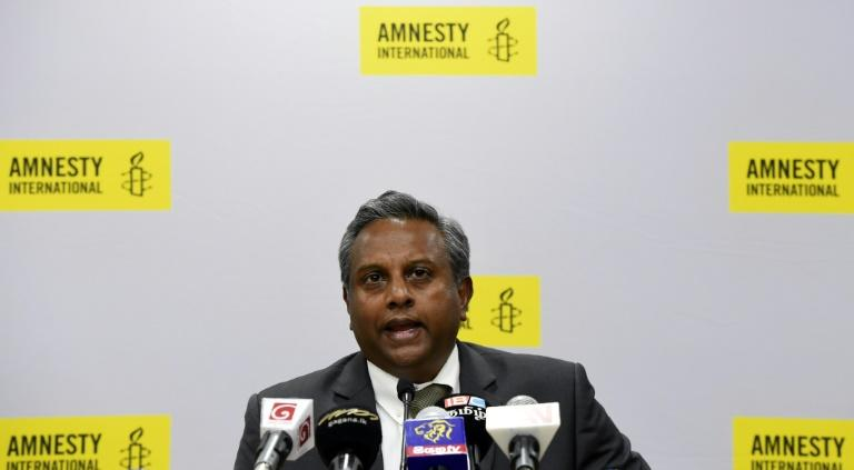 "Sri Lankan General Secretary of Amnesty International Salil Shetty said the UN Security Council ""play politics"" instead of pursuing global peace"